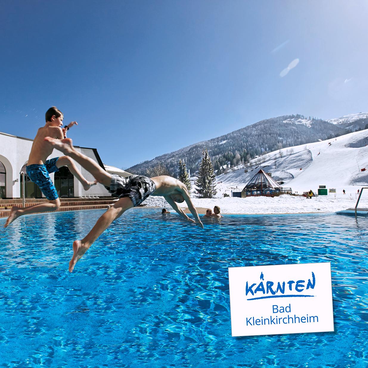 Thermal Römerbad Ski und Therme © KW - Johannes Puch