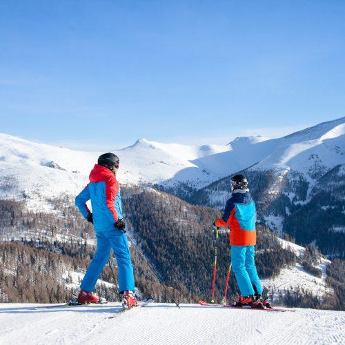 Winter-Bad-Kleinkirchheim-Skifahren-Apartments-Praegant