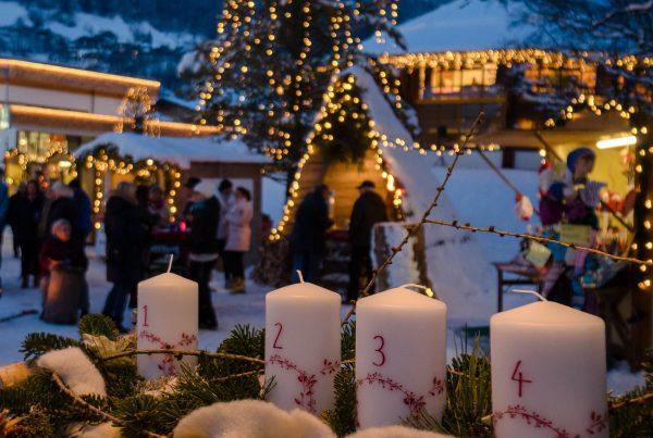 Alpiner Thermen Advent in Kärnten, Bad Kleinkirchheim - Bergadvent in den Nockbergen