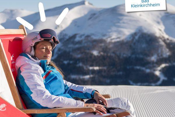 Ski-Wellnes-Wochen Bad Kleinkirchheim, in Kärnten. Winterurlaub im süden von Österreich