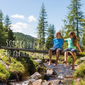 Sommerurlaub in Bad Kleinkirchheim, Kärnten