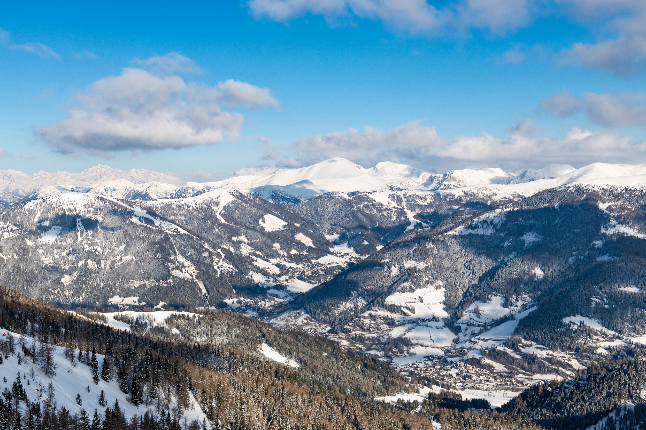 Schneeschuhwandern und Touren Tipps für die Region Bad Kleinkirchheim in Kärnten