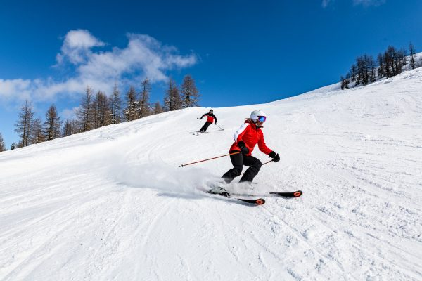 Skifahren_Genuss © BRM - Franz Gerdl